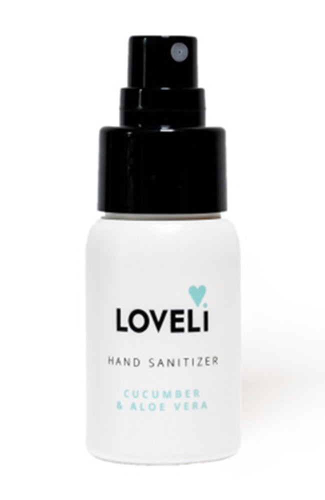 Loveli Hand Sanitizer travel size | Sophie Stone