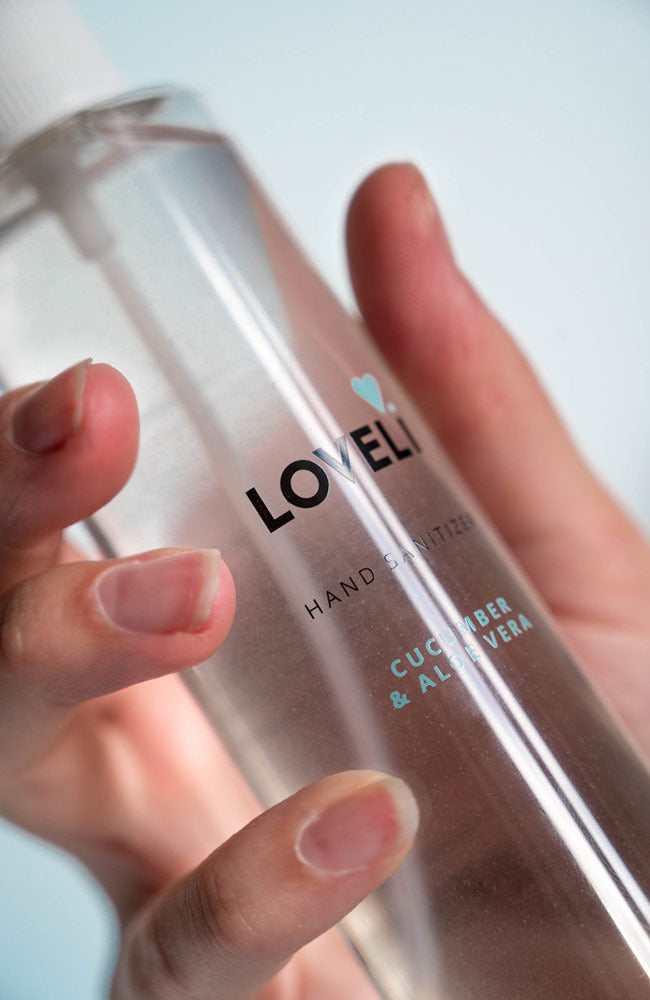 Loveli Hand Sanitizer spray | Sophie Stone