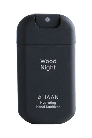 HAAN Hand Sanitizer | Sophie Stone | Zwart | Wood Night