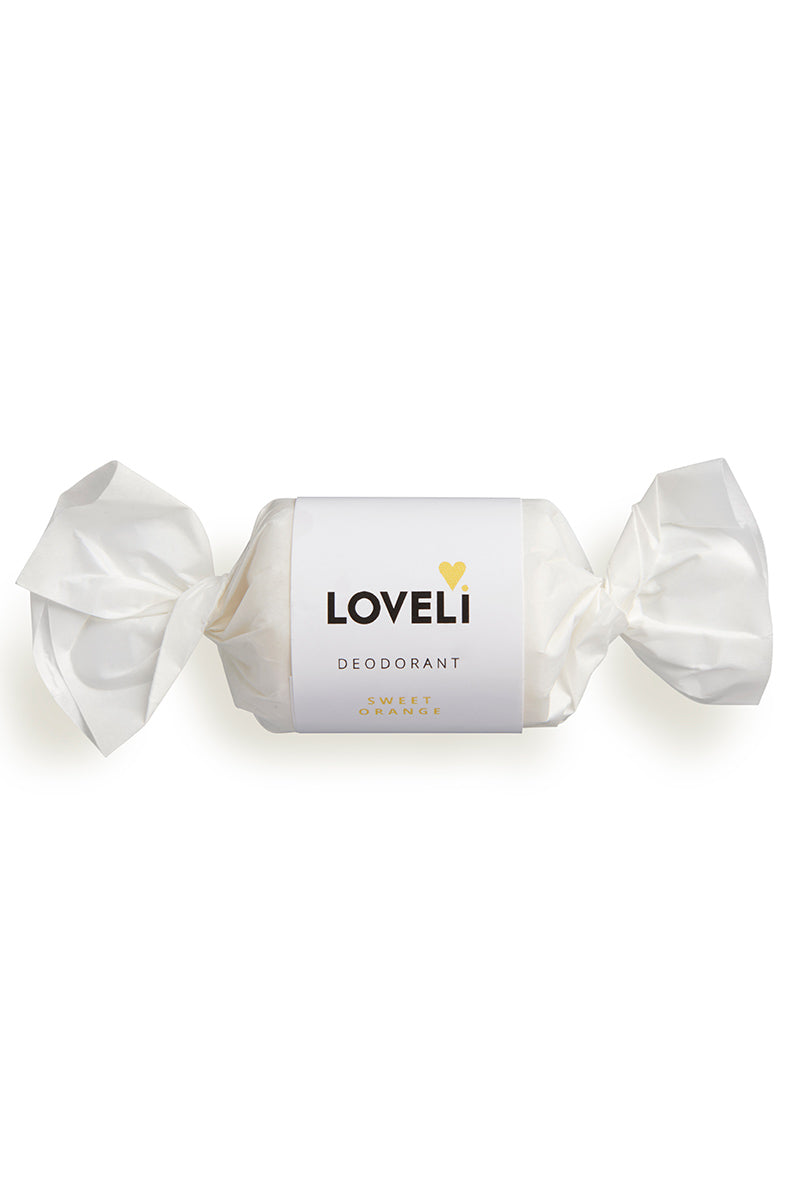 Loveli Deodorant Sweet Orange refill | Sophie Stone