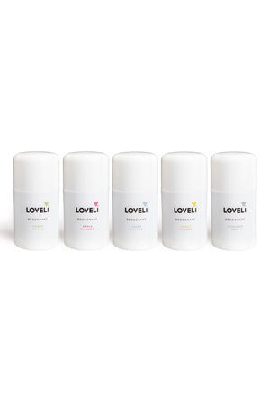 Loveli Deodorant Power of Zen groen | Sophie Stone