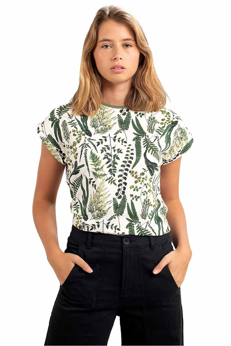 Dedicated Visby Garden shirt | Sophie Stone