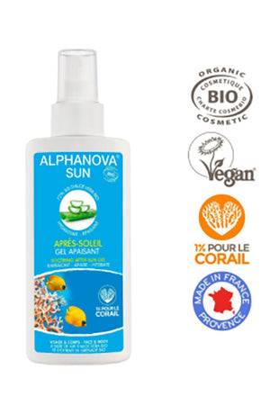 Alphanove Sun AFTER SUN GEL BIO 125g | Sophie Stone