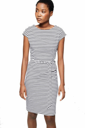 Aladaa stripes jurk