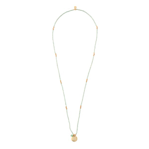 Fall Aventurine Flower of Life Gold | Sophie Stone