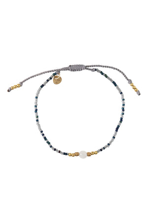A Beautiful Story Iris Moonstone Gold Bracelet | Sophie Stone