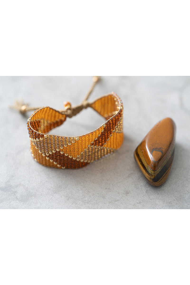 Willow Tiger Eye Gold