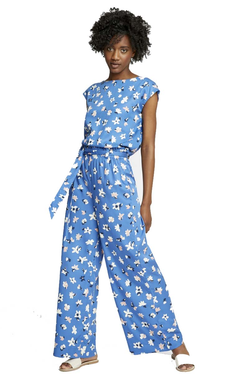People Tree Susie Floral broek | Sophie Stone