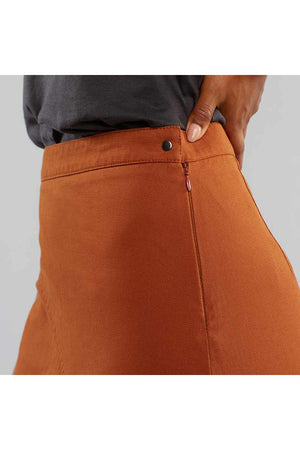 Dedicated NOSSEBRO ROK mocha brown | Sophie Stone