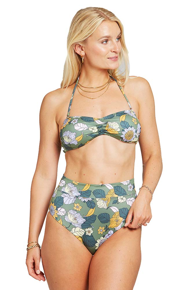 Dedicated Bikini Top Kovik Seventies | Sophie Stone