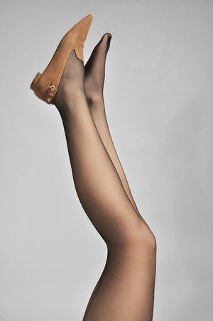 Swedish Stockings Elin black eco-panty 20 den | Sophie Stone