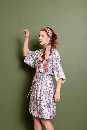 Wasted Atelier Fay flower dress | Sophie Stone