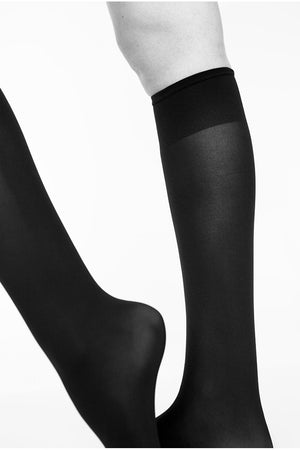 Swedish Stocking Ingrid kniekous 60 denier | Sophie Stone