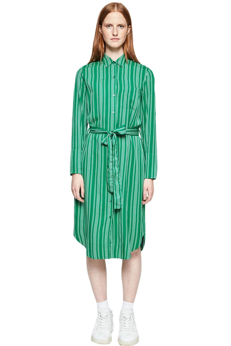 ArmedAngels Jaamila Pair of Stripes jurk | Sophie Stone