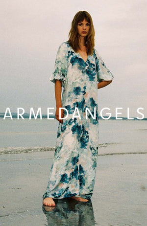 ARMEDANGELS TYRAA WATERCOLORS dress | Sophie Stone