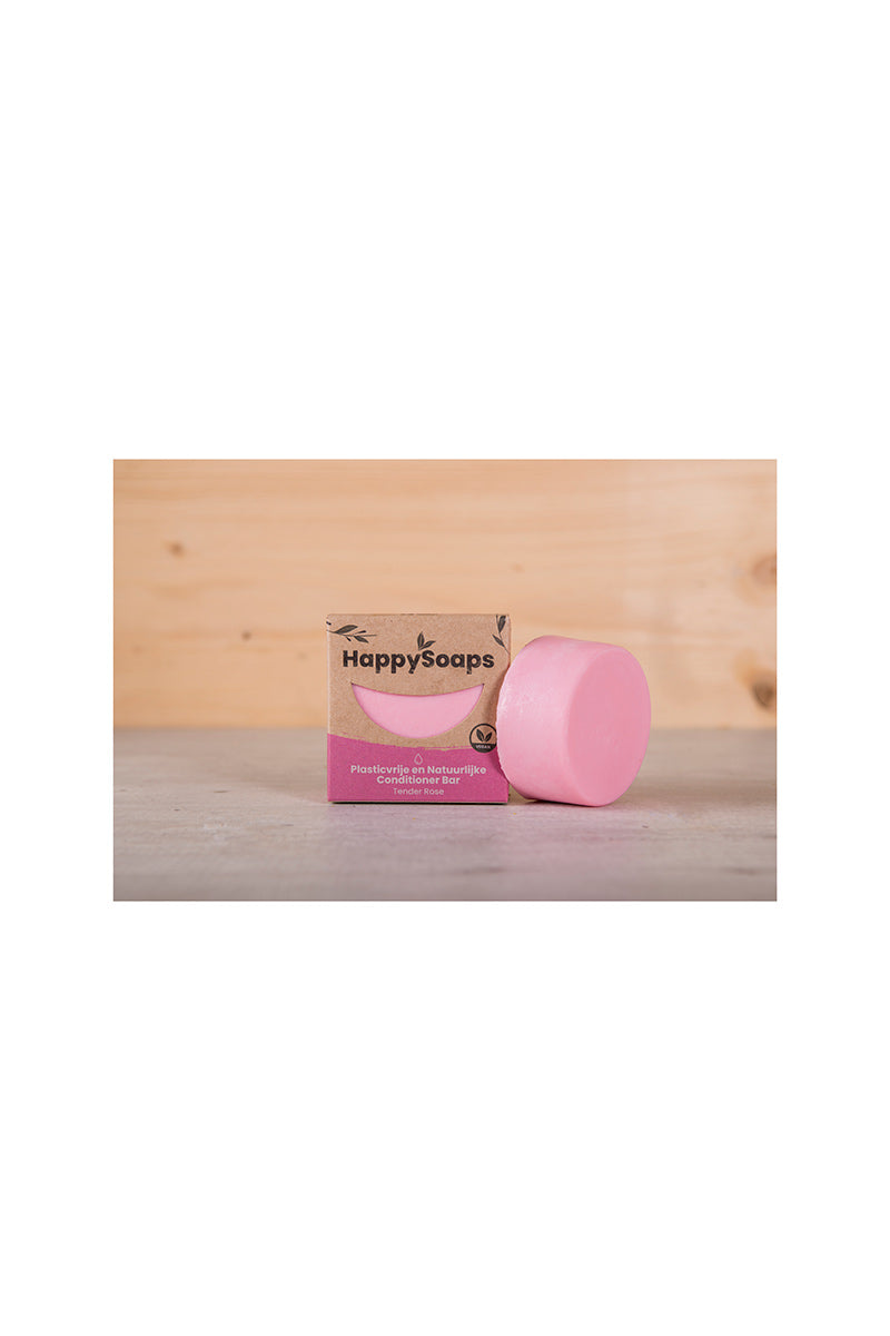 HappySoaps Tender Rose Conditioner Bar | Sophie Stone