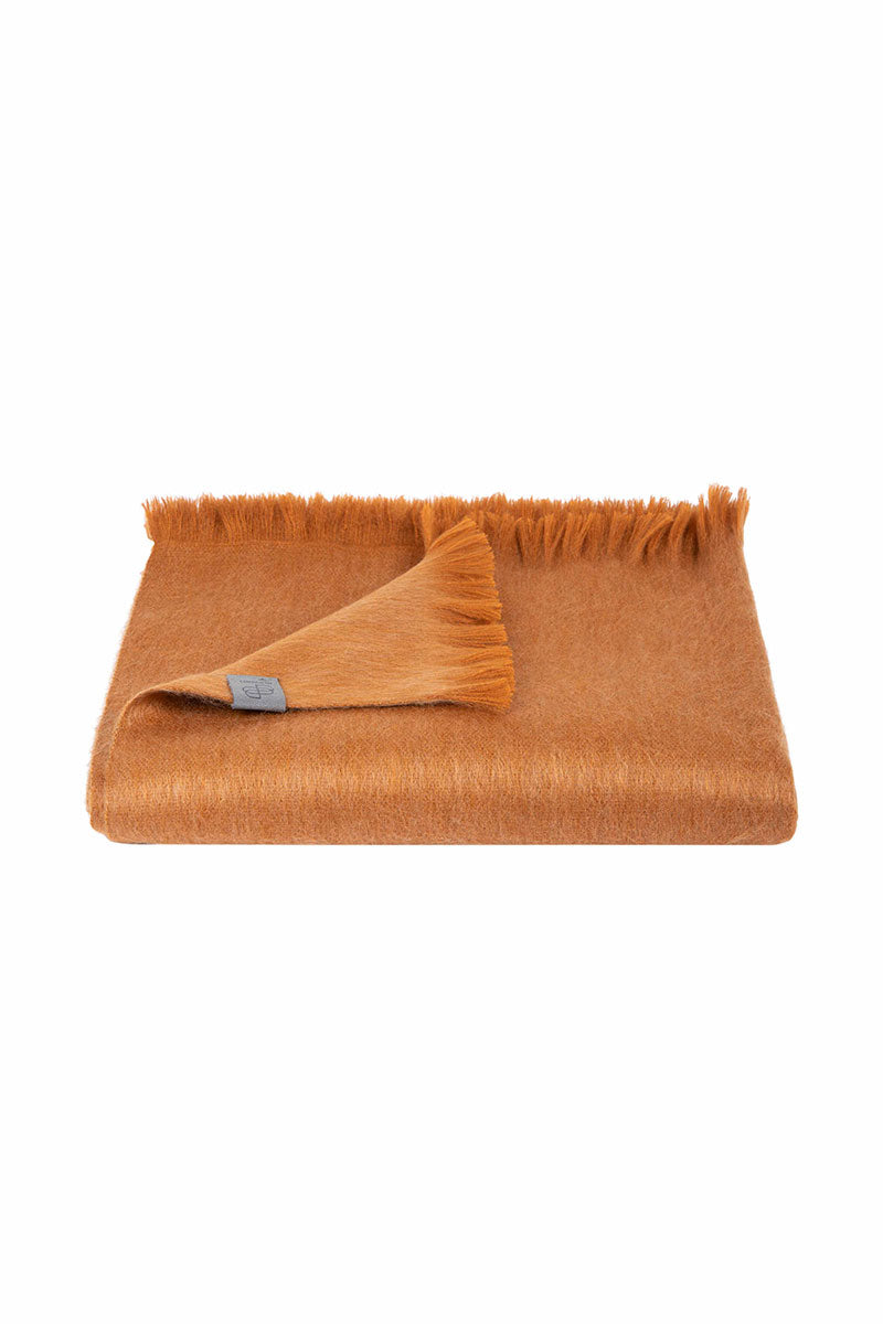 Sjaal Brushed Toffee