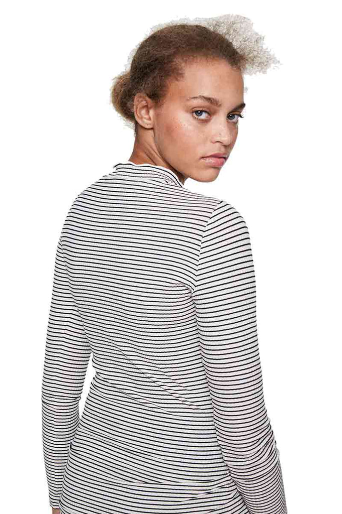 ArmedAngels Alanis Small Stripes | Sophie Stone