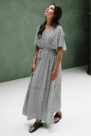 J-LAB3L Amali Animal maxi dress | Sophie Stone