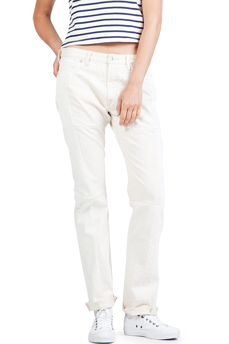 Kings of Indigo Anne - White/Offwhite jeans | Sophie Stone