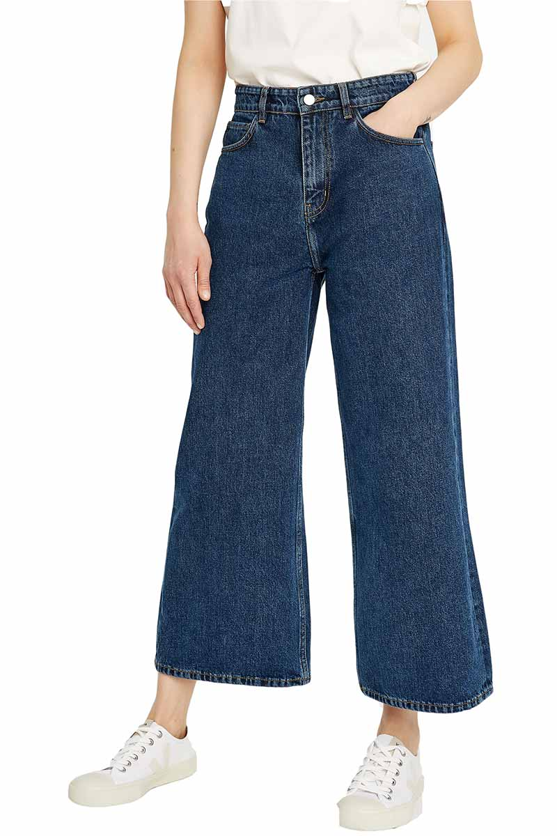 People Tree Ariel Wide Leg jeans | Sophie Stone