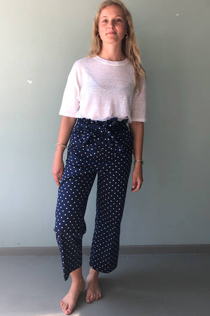 Wasted Atelier broek Dots stip | Sophie Stone