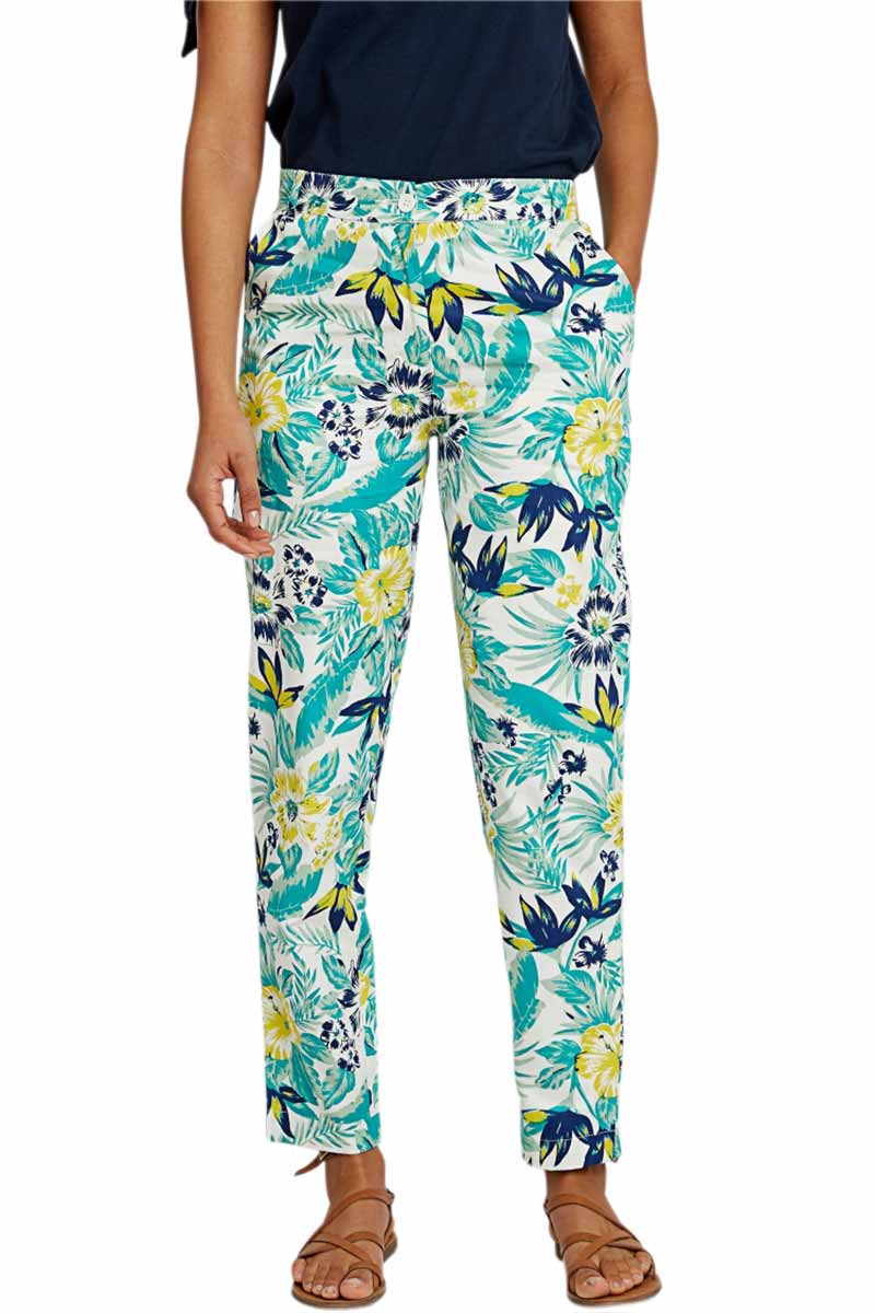 People Tree Candice Tropical broek | Sophie Stone