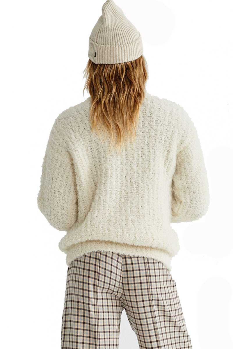 Thinking Mu White Trash Cotys sweater | Sophie Stone