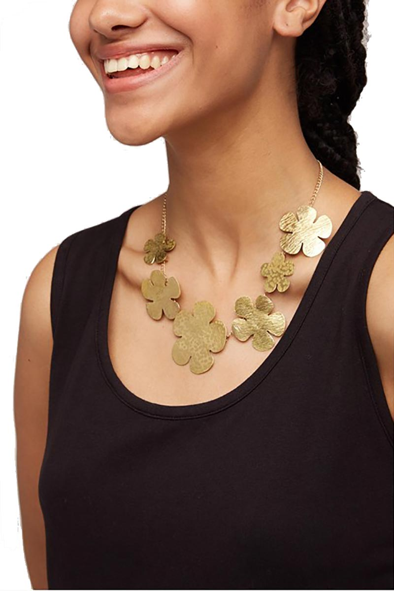 People Tree Daisy ketting | Sophie Stone