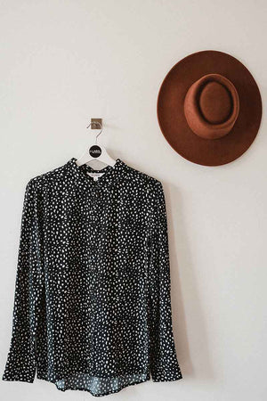 J-LAB3L blouse Maya animal dot | Sophie Stone