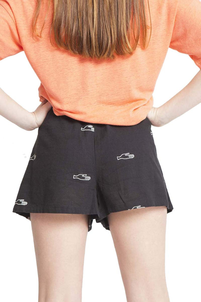 Thinking MU Hands shorts | Sophie Stone
