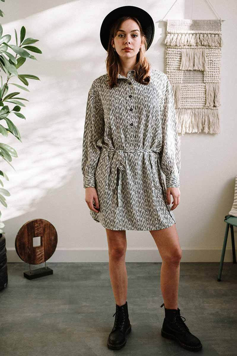J-LAB3L Indira Animal dress | Sophie Stone