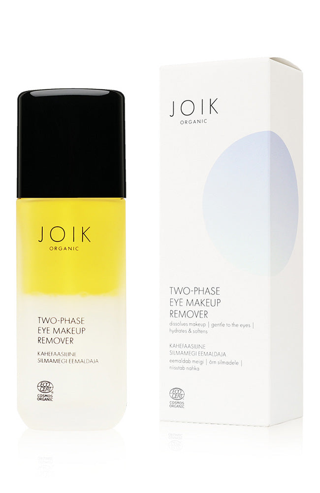 JOIK Vegan Two-phase makeup remover | Sophie Stone