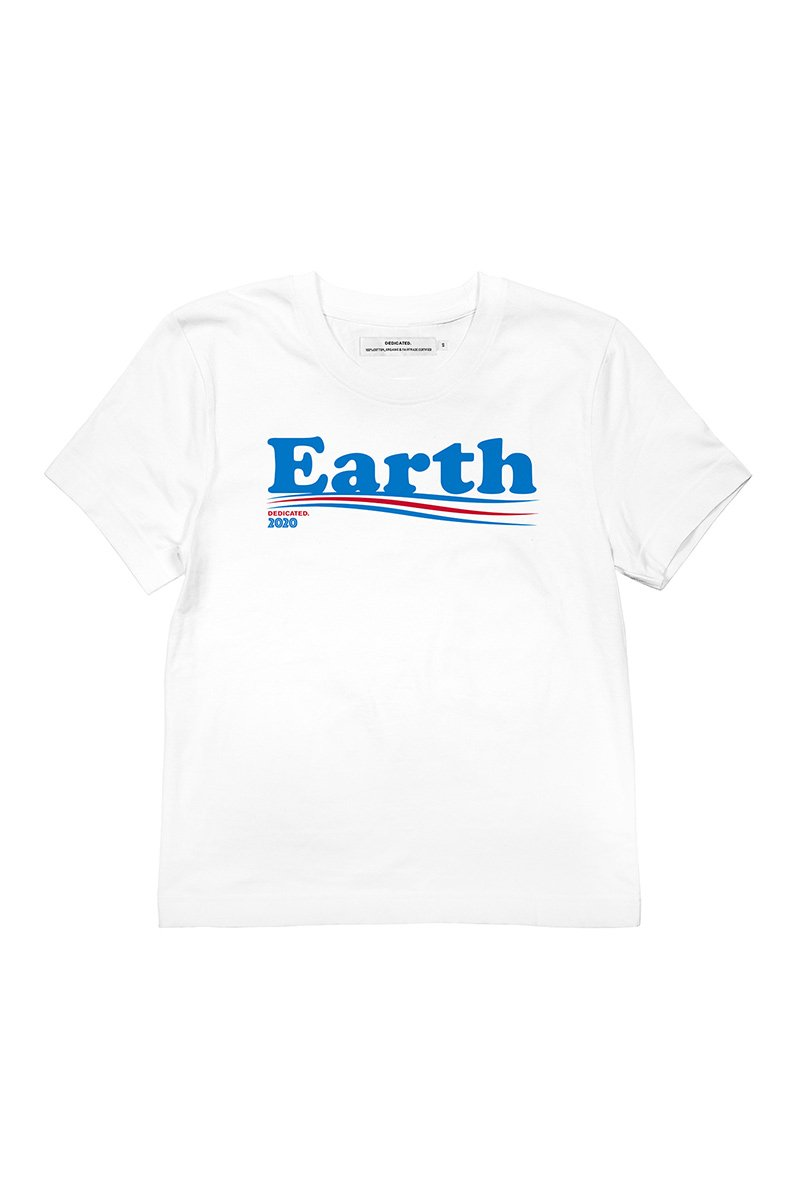 Dedicated Mysen Vote Earth shirt | Sophie Stone