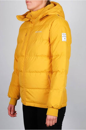 Dedicated Puffer Jacket Boden Mustard | Sophie Stone