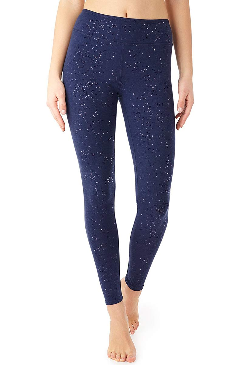 Mandala soft yoga Sparkling tights | Sophie Stone