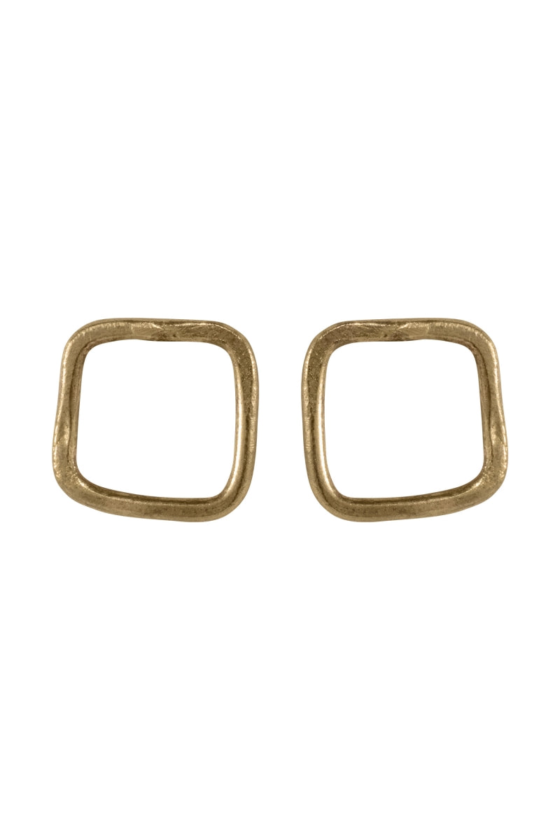 Square brass from Sophie Stone