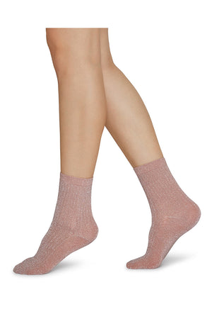 Swedish Stockings Stella shimmering socks | Sophie Stone