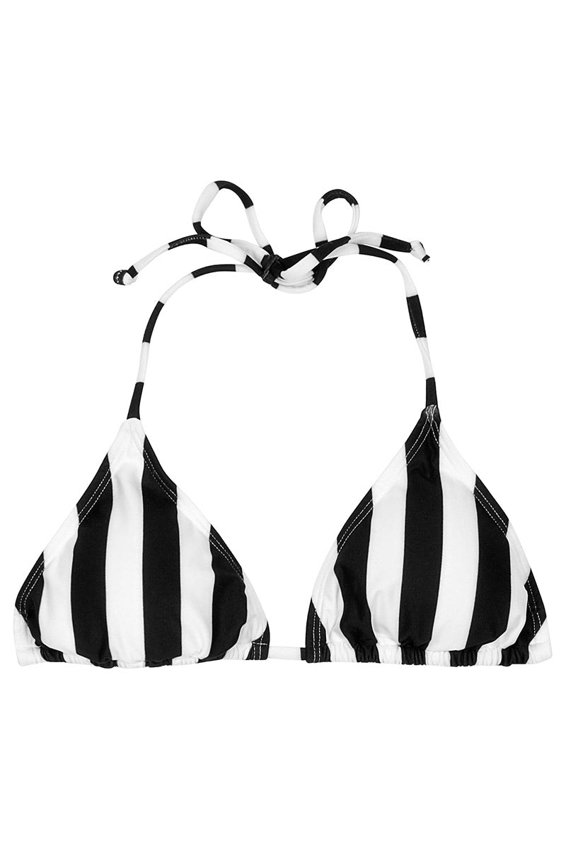 Dedicated Bikini Top Stripes | Sophie Stone