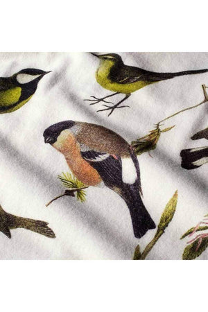 Dedicated Visby Autumn Birds shirt | Sophie Stone