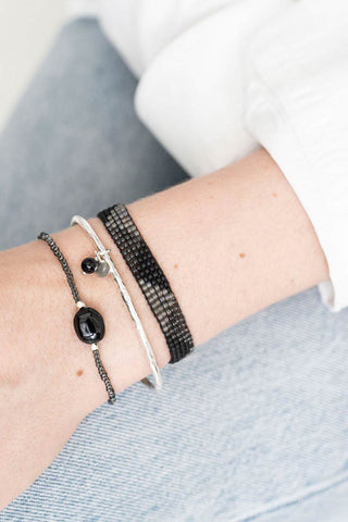 Winter Black Onyx Silver