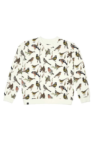 Dedicated Ystad Autumn Birds sweatshirt | Sophie Stone
