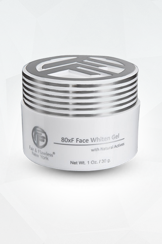 Fair & Flawless® 80X Face Whitening Gel