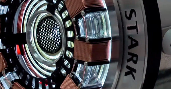 Windlass Studios Iron Man Arc Reactor Prop Replica Review