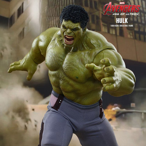 Hot Toys Age of Ultron Hulk Action Figure Now In Stock!