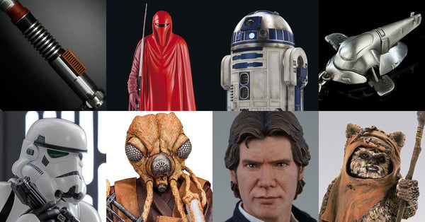 Great Gifts for Star Wars Fans