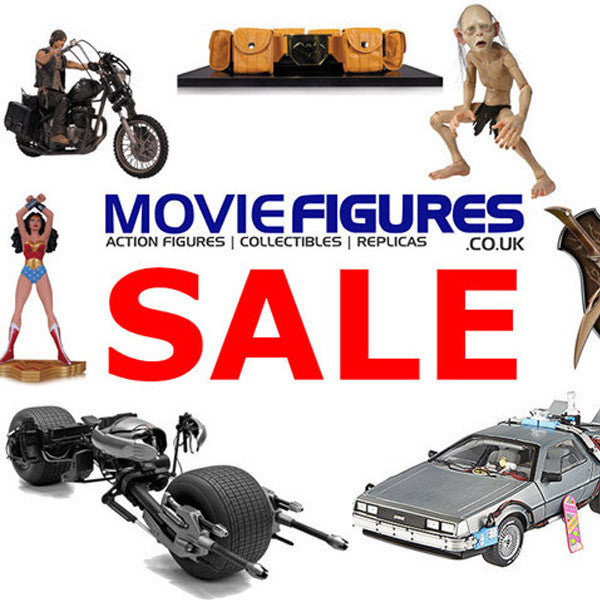 Sale Time At Movie Figures!