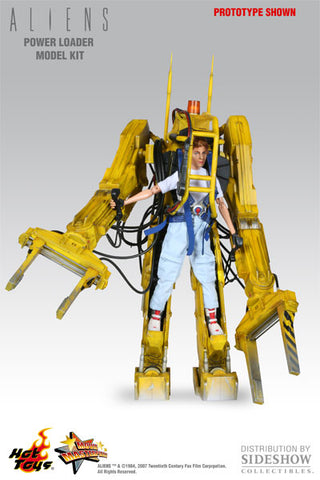 Hot Toys Aliens Ripley with Powerloader