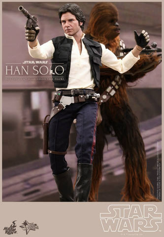 Hot Toys Star Wars Han Solo