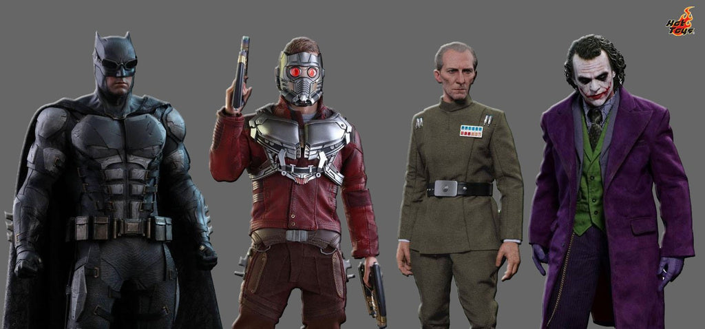 Hot Toys 1/6 Action Figures